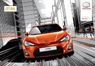 Брошура - Toyota