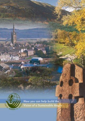 Angus Local Agenda 21 - Angus Council