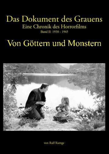 Frankenstein (1931) - Das Dokument des Grauens