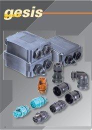 Appliance connectors