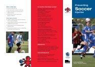 Soccer Fact Sheet DL:Layout 1 - Bangor Brumbies