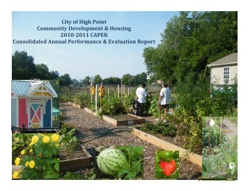 2011 caper - City of High Point