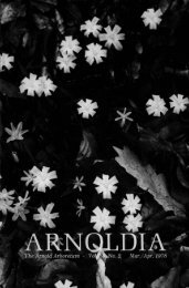 Open as a single document - Arnoldia