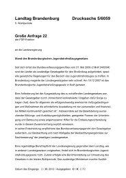 Landtag Brandenburg Drucksache 5/6059
