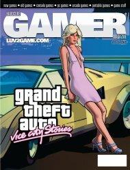 Volume 2 Issue 5 November 2006 Grand Theft Auto - Hardcore Gamer