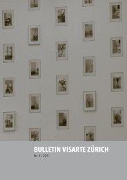 Bulletin 2011/05 - visarte zürich