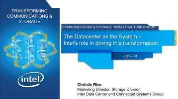 IBM Edge2012 June 4-8 Orlando, FL The Premier Storage ...