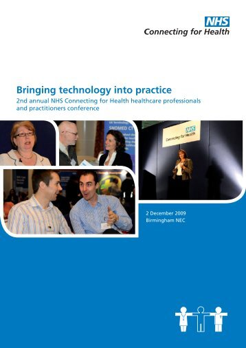 Bringing technology into practice - NHS Connecting for Health