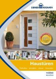 Standarddekore Haustüren - Eibner & Regnath