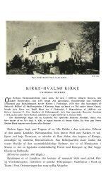 KIRKE-HVALSØ KIRKE - Danmarks Kirker