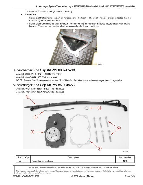 Supercharger System Troub