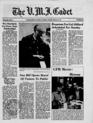 The Cadet. VMI Newspaper. March 16, 1979 - New Page 1 [www2 ...