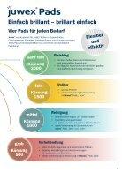 Juwex Pads - Seite 3