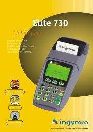 Elite 730 - POS-Cash