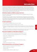 Manual for user, version 1, November 2007 - Page 3