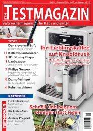 Ihr Lieblingskaffee auf Knopfdruck - Biber-Kaffeemaschinen-Service