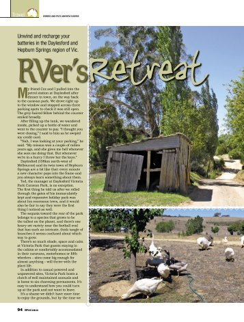 RVer's Retreat