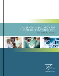 2011 Annual Report - AASLD