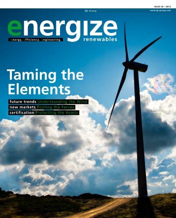 energize renewables – issue 02-2012 - GL Group