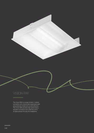 Vision RXR - Apollo Lighting Ltd