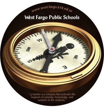 teacher pages.indd - West Fargo Public Schools
