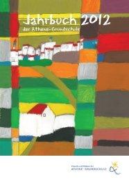 Athene-Grundschule Jahrbuch 2012