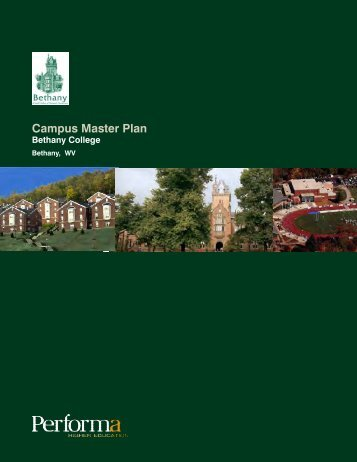 Campus Master Plan - Bethany College