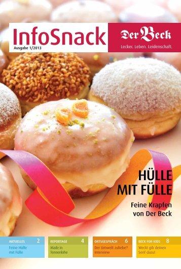 HÜLLE MIT FÜLLE - Der Beck