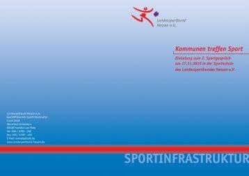 2. Sportgespräch - Sportinfra