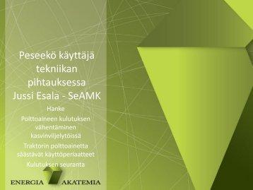 Peltoviljelyn polttoaineen kulutus [pdf, 1,7 mt] - MTK
