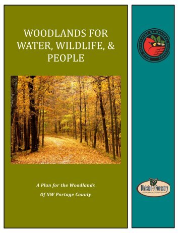 Northwest Portage County Woodland Plan [pdf 5.5Mb] - Ohio ...
