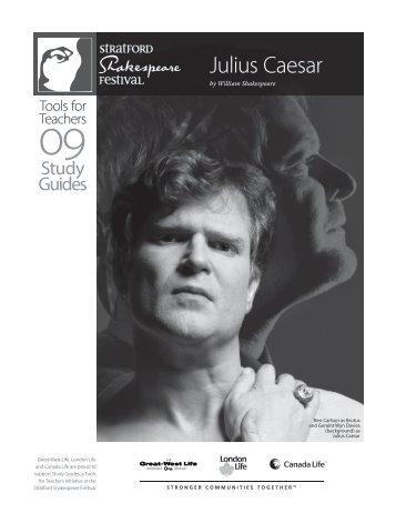 Julius Caesar - Stratford Festival