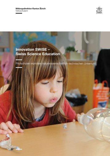 Flyer Innovation SWiSE