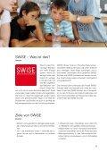 Flyer Innovation SWiSE - Seite 2