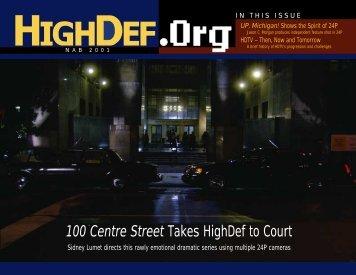 Jan-Mar 2001 High Bandwidth