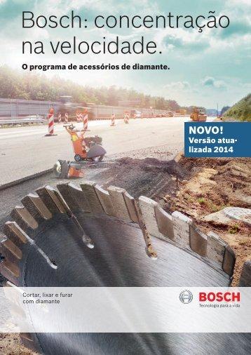 Bosch: concentração na velocidade.