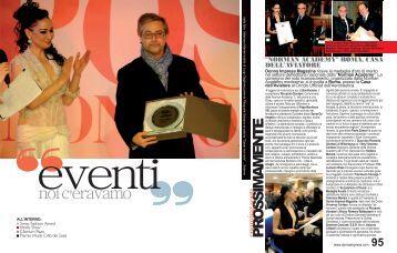 DONNA IMPRESA MAGAZINE: EVENTI 2013/2014 http://www.donnaimpresa.com