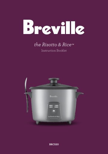 the Risotto & Rice™ - Breville