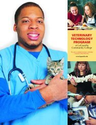 Veterinary Technology Program - LaGuardia Community College
