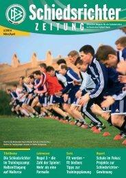 DFB Schiedsrichterzeitung 2/2014