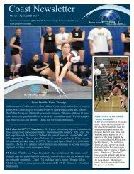March-April-15-2010 - Coast Volleyball Club