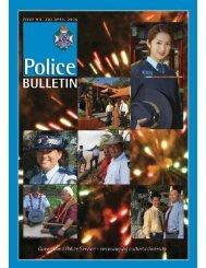 Enhancing effective relationships - Queensland Police Service