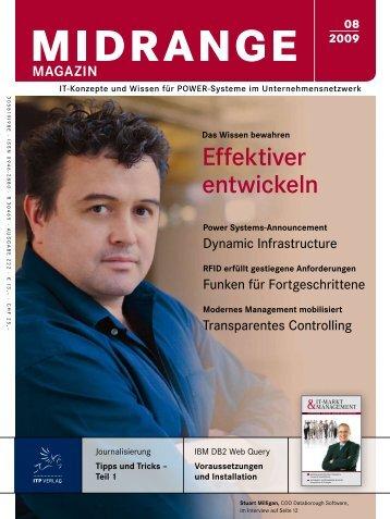 Effektiver entwickeln - Midrange Magazin