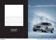 Catálogo del Chrysler 300C - enCooche.com