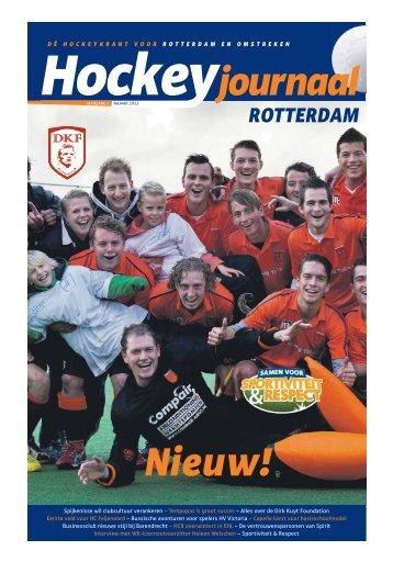 Hockeykrant Rotterdam