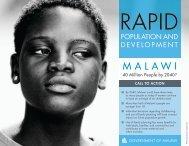 Malawi: Population and Development - Health Policy Initiative