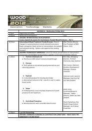 AUSTRALIA – Wednesday 23 May 2012 9.15am Registration ...