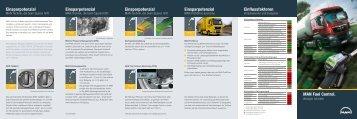 MAN Fuel Control (625 KB PDF) - MAN Truck & Bus Schweiz AG