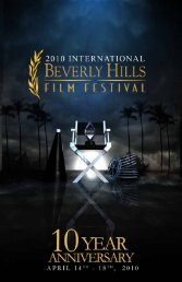 Click here to Download the BHFF 2010 Program Booklet