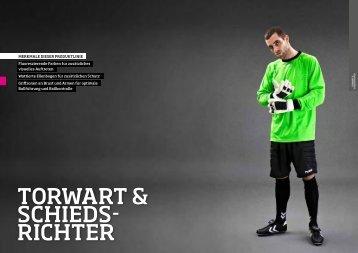 Torwart & Schiedsrichter - teamplayer